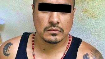 Arrestan en SLRC a hombre buscado por homicidio en Maricopa