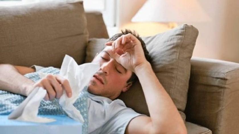 ¿Por qué los hombres sufren más con la gripe que las mujeres?(Tomada de la Red)