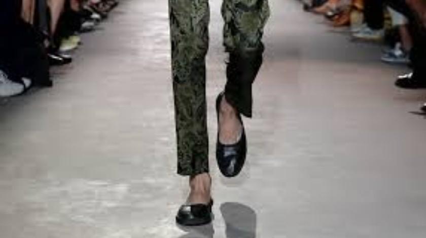 Hasta el momento no se sabe si serán el hit en el 2020, pero sin duda estos zapatos causan sensación.(Cortesía)