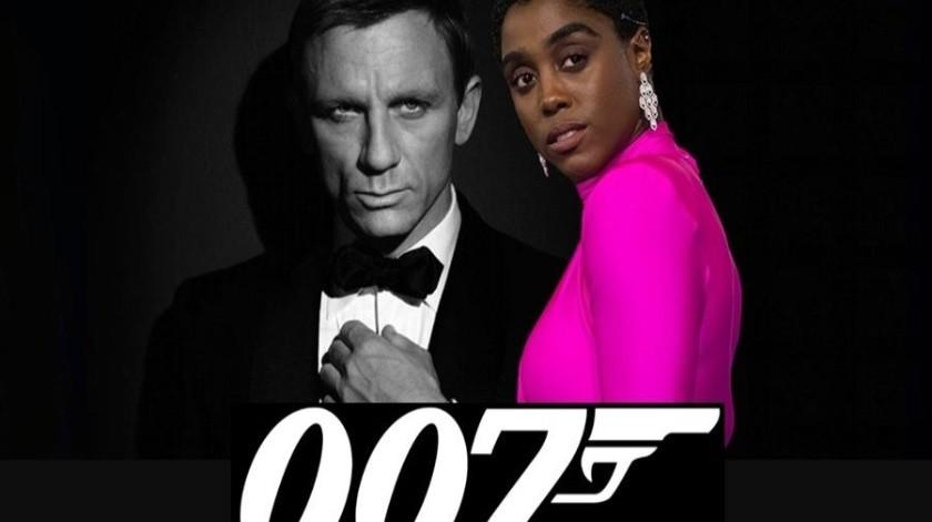 Habrá un nuevo 007 y será mujer(Tomada de la red)