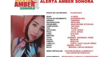 Activan Alerta Amber por Samira; sufre padecimiento cardíaco