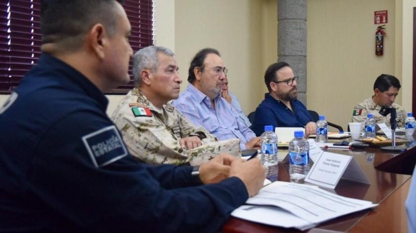 La Secretaría de Seguridad Pública ha llegado a importantes acuerdos con productores agrícolas en cuestión de seguridad.(Banco Digital)