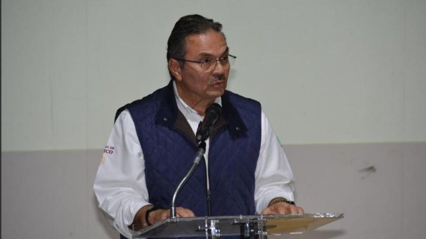 Octavio Romero Oropeza, director de la petrolera, anunció el plan en el marco de la conferencia de AMLO.(@Pemex)