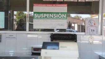 Cerraron oficinas de Profeco en Ciudad Obregón.
