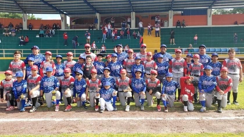 Los representativos de Sonora e Hidalgo.