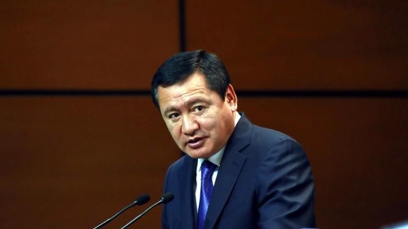 Miguel Ángel Osorio Chong fue secretario de Gobernación.