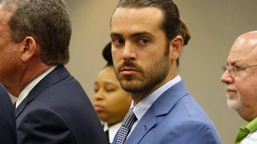 El actor de 32 años estuvo involucrado en un altercado vial en marzo de este año.(AP)
