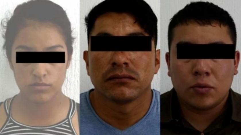 SSPC descarta que secuestradores detenidos sean de la GN(Cortesía)