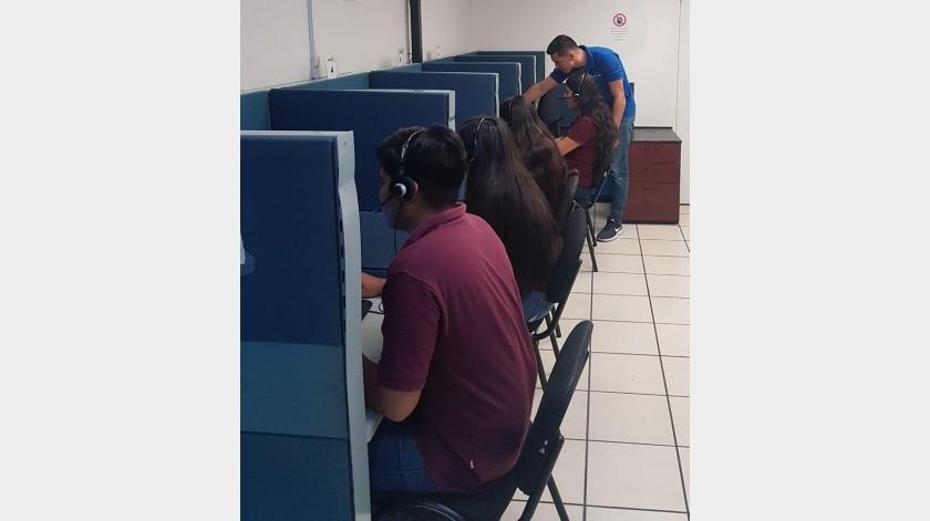 En Hermosillo existen más de 10 Call Centers enfocados principalmente a telemarketing, atención al cliente y ventas.(CORTESÍA)