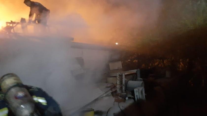 Imagen ilustrativa.- Un hombre bajo los efectos de alguna droga provocó el incendio de una vivienda en la colonia Unión de Ladrilleros.(Banco Digital)