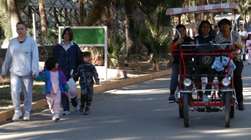 Invitan a cachanillas a hacer turismo en Mexicali(Archivo)