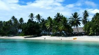 Las islas Marshall fueron utilizadas por EU como zona de pruebas nucleares.
