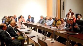 La jefa de Gobierno de Ciudad de México, Claudia Sheinbaum, encabezó este miércoles una reunión de urgencia.