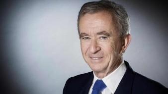 Nombran a Bernard Arnault segunda persona más rica del mundo