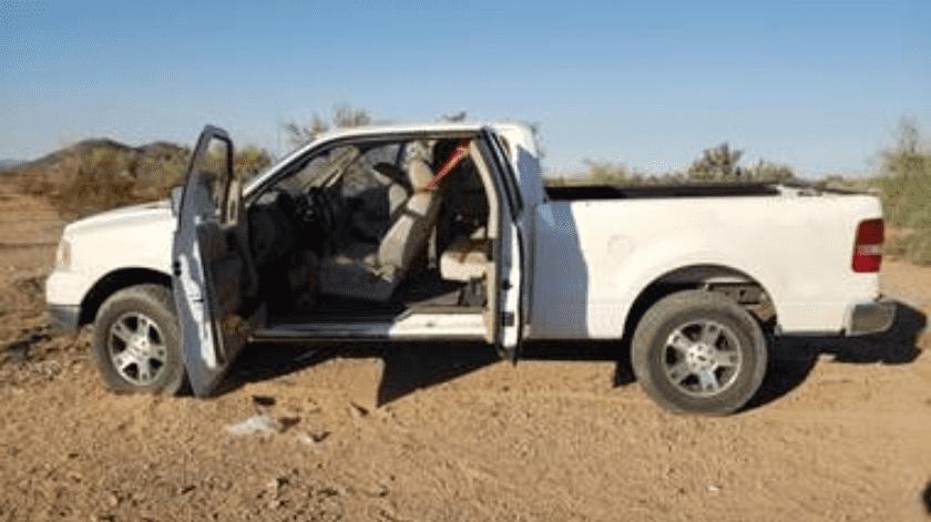 Capturan en persecuciones a 9 mexicanos en el desierto de Yuma(Cortesía)