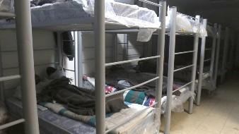 Tienen listos los albergues para migrantes