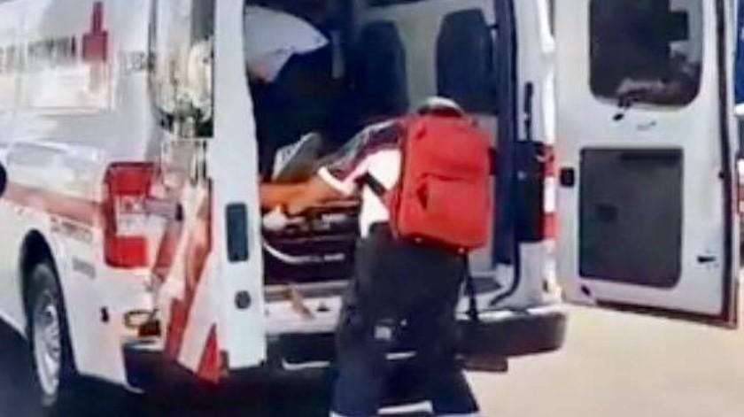 Una pareja que sostenía intimidad cuando conducían ebrios una camioneta en las calles de Tamaulipas chocaron contra un poste de la Comisión Federal de Electricidad.(Ilustrativa)