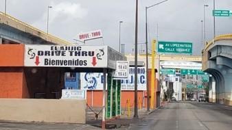 El incidente ocurrió entre las calles Campillo y Adolfo López Mateos.