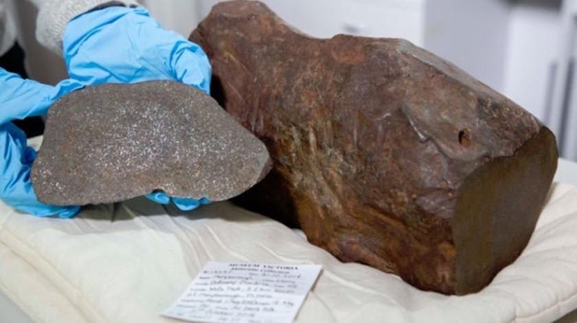 En algunos meteoritos, hay 'polvo de estrellas' aún más antiguo que nuestro Sistema Solar, que nos muestra cómo se forman y evolucionan las estrellas para crear elementos de la tabla periódica.(Cortesía)