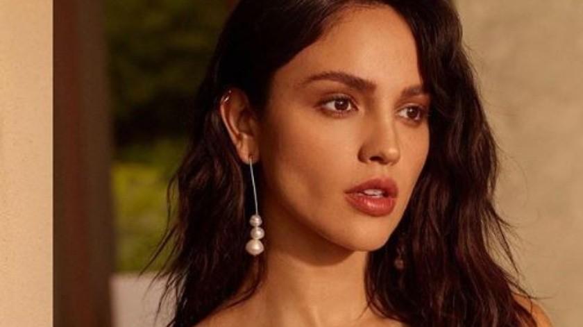 Eiza señaló estar estereotipada en personajes latinos sexys.(Instagram/Eiza González.)