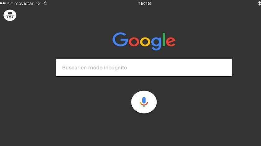 Google evitará que las páginas detecten cuando se utiliza el modo incógnito(Tomada de la red)