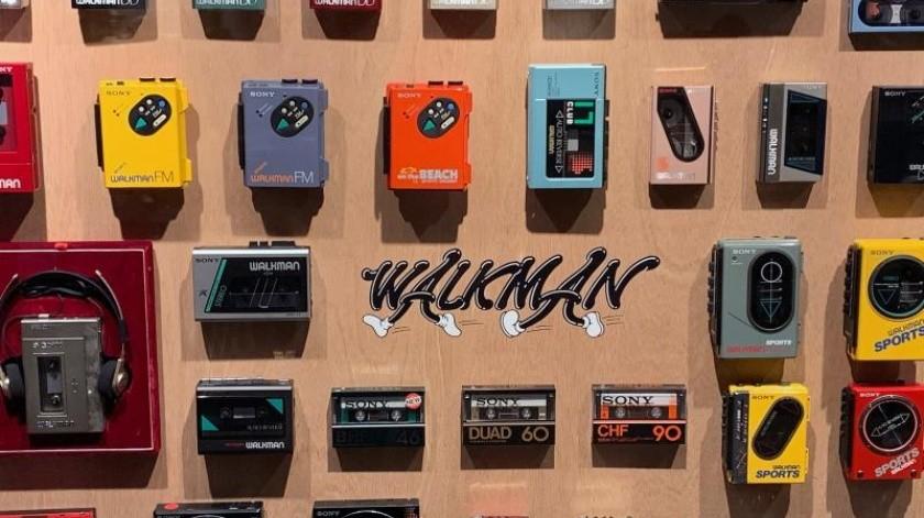 Tokio repasa los 40 años del revolucionario Walkman de Sony(EFE)