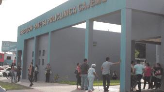 Falsa alarma moviliza a bomberos a Policlínica del Isssteson en Cajeme