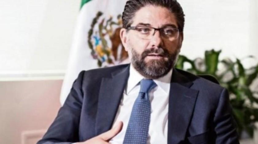 Jaime González Aguadé, ex titular de la Comisión Nacional Bancaria y de Valores
