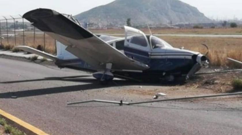 La mañana de este viernes dos avionetas se desplomaron en La Laguna con casi 40 minutos de diferencia.