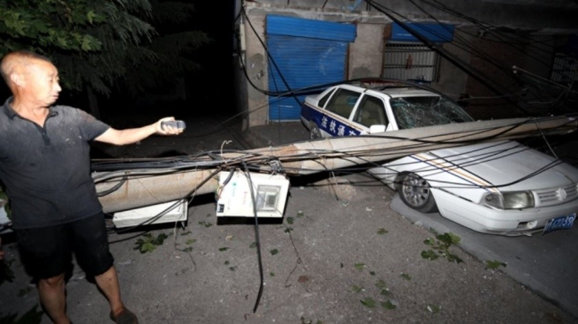 Al menos 10 muertos por explosión de gas en China(AP)