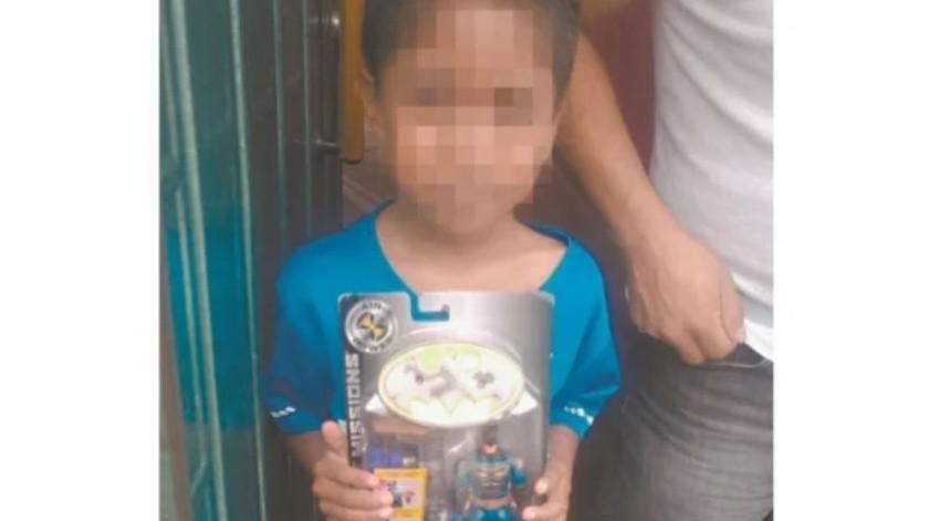 Buscan a quien atropelló a niño de etnia en Chalco(Especial)