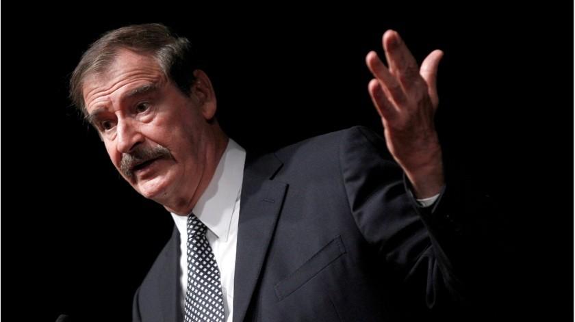 El ex presidente de México aclaró en Twitter que no tiene ningún adeudo con el SAT.(GH)