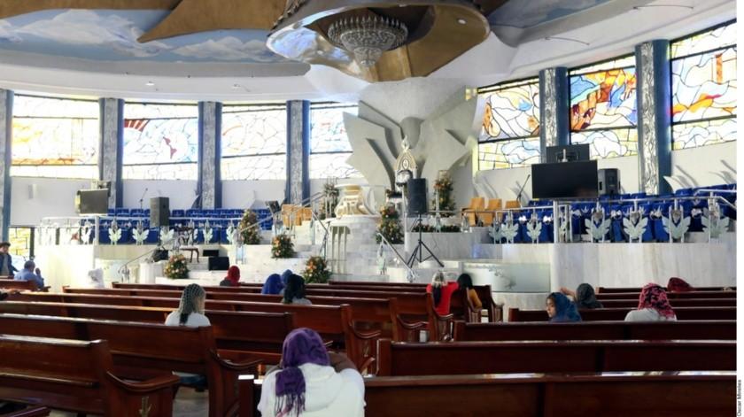 """Los representantes de la iglesia La Luz del Mundo manifestaron su """"gran interés"""" por establecer """"esquemas de colaboración"""" con el consulado para apoyar a la comunidad mexicana.(Agencia Reforma)"""