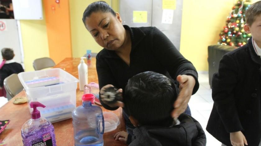 Desde marzo, los niños han tenido problemas con el tratamiento; la autoridad dijo que ya se normalizará.