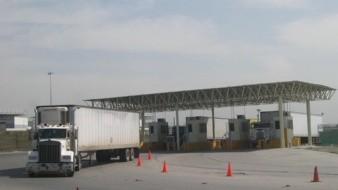 Aduana de Tijuana.