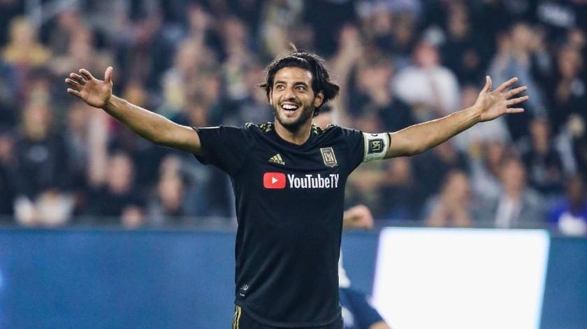 El mexicano contestó a las declaraciones de Ibrahimovic, previas al encuentro que mantuvieron sus equipos en la MLS.(Twitter)