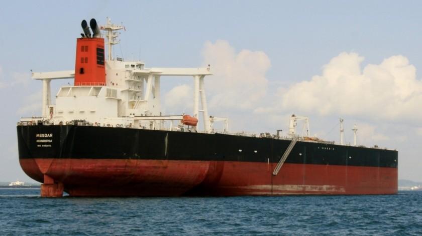 El petrolero británico y sus 23 tripulantes se encuentran en el puerto iraní de Bandar Abas mientras se desarrolla una investigación por su supuesta infracción de las normas de navegación.(EFE, EPA)