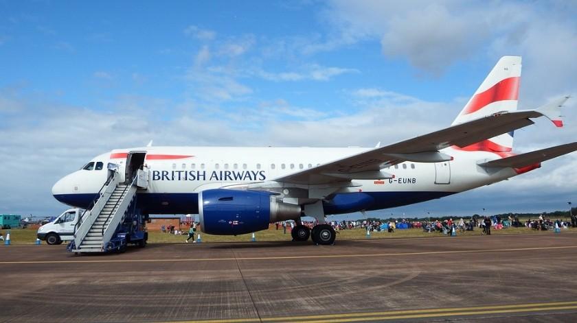 British airways(Pixabay)