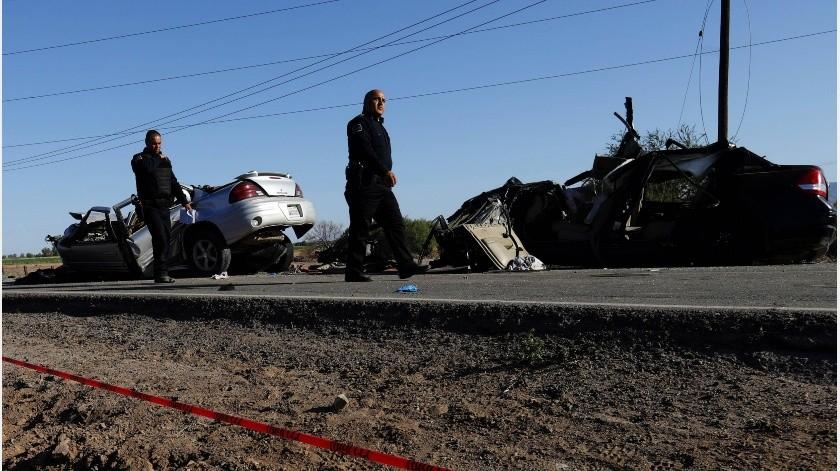Mueren en choques 235 jóvenes en BC en 4 años(José María Cárdenas)