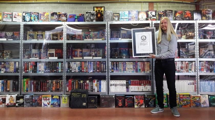 Este es el museo más grande de videojuegos del mundo(Twitter)