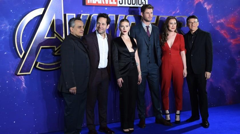 Marvel arrasa Comic-Con  de San Diego(EFE)