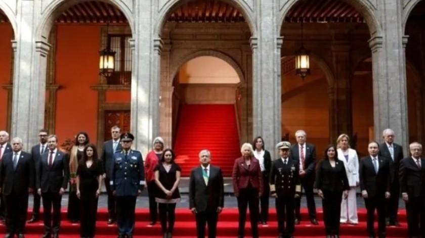 Gabinete de Andrés Manuel López Obrador.
