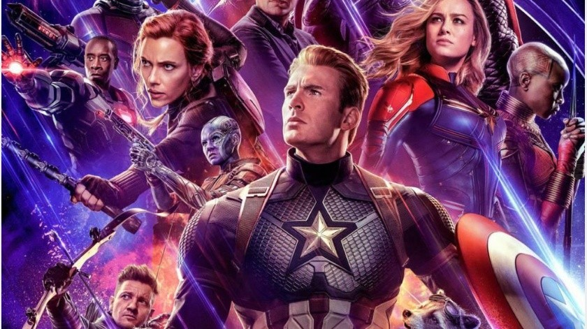 """Hizo falta que se unieran el ingenio de Iron Man y la valentía de Captain America, pero al final """"Avengers: Endgame"""" superó a """"Avatar"""" para convertirse en la cinta más taquillera de la historia (sin contar la inflación), un récord que da más brillo aún a la era dorada de los superhéroes en el cine.(Tomada de la red)"""