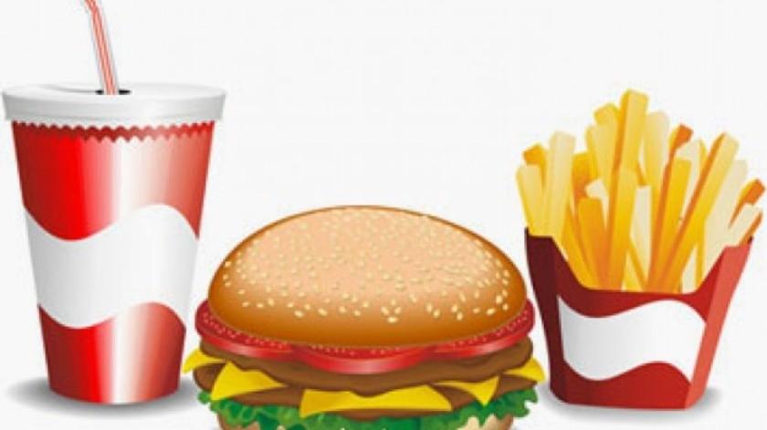 Alimentos que te envejecen de manera rápida(Tomada de la Red)