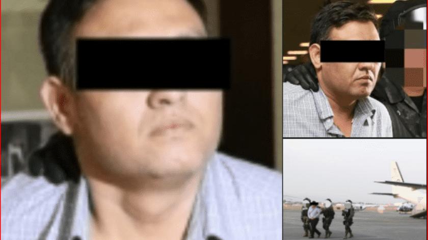 """Un juez federal sentenció a Oscar Omar Treviño Morales, """"El Z-42"""", líder de Los Zetas, a 18 años de prisión."""