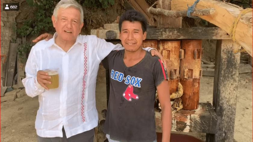 El Presidente de México, Andrés Manuel López Obrador, dijo que su Gobierno busca apoyar a los pequeños productores.