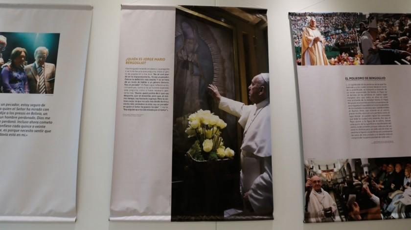 Los puntos clave que conducen al Francisco de hoy se hilan mediante el pensamiento filosófico del religioso(EFE)