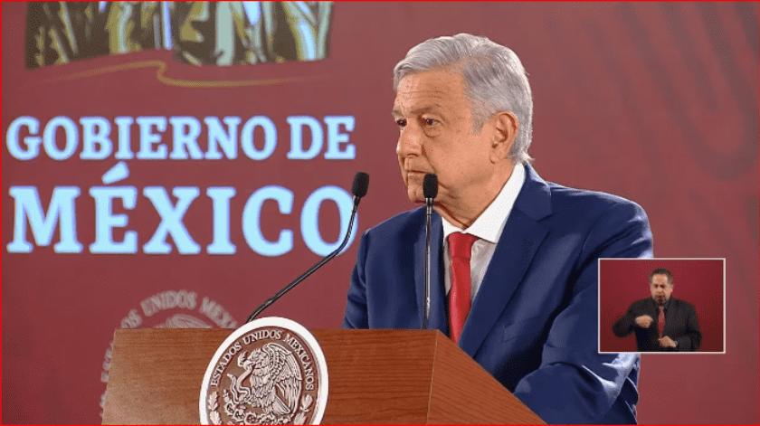 En su conferencia de esta mañana, el presidente Andrés Manuel López Obrador (AMLO) debatió con un reportero sobre el papel de los medios y su postura política.