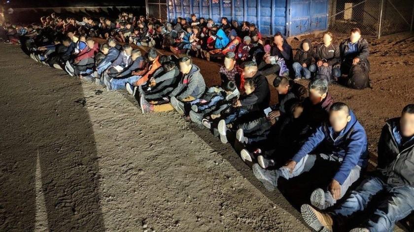 Los migrantes fueron deportados en 50 vuelos a tres destinos internacionales: San Pedro Sula, Honduras; La Habana, Cuba, y Puerto Príncipe, Haití.(Ilustrativa)