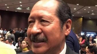 Leonel Godoy Rangel, delegado Nacional de Morena.
